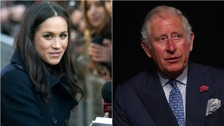Prince Charles will walk Meghan Markle down the aisle in the absence of her father.