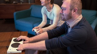 A new game controller for people with disabilities has been launched.