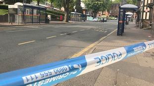 Sutton Coldfield Birmingham Stabbing teenager Lower Parade murder investigation