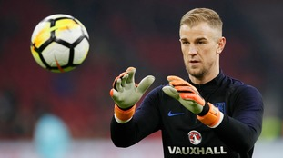 Man City's Joe Hart has revealed his omission from England's World Cup squad has been a bitter pill to swallow