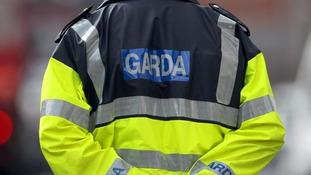 A Garda officer