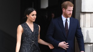 Meghan has decided not to have a maid of honour.