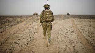 The defence secretary has suggested raising the number of troops on the ground by approximately 70%.