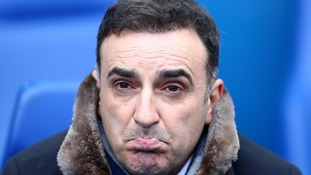 Carvalhal's Swansea exit confirmed
