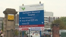 Darlington and Stockton hospital plans abandoned