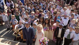 Royal Wedding Midlands Prince Harry Meghan Markle