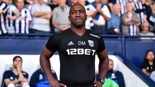 West Brom confirm Darren Moore as head coach with 'improved and extended contract'