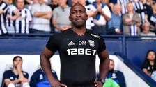 West Brom confirm Darren Moore as head coach