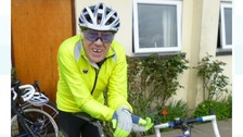 Family pays tribute to Suffolk cycling 'inspiration' Leonard Finch