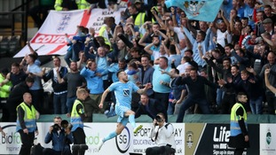 Coventry heading to Wembley after beating Notts County in play-off semifinal