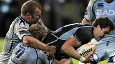 Cardiff Blues v Glasgow