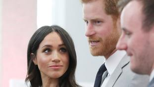 Harry and Meghan will promise to love and cherish one another when they say their vows.