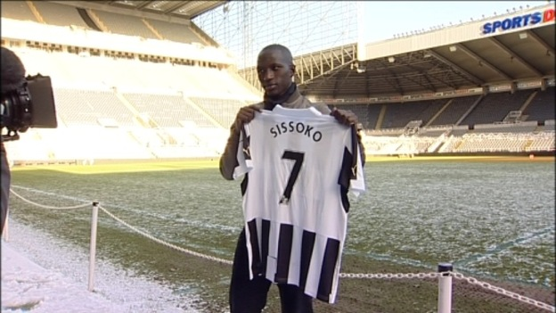 Moussa Sissoko will wear the number 7