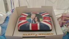 Royal wedding celebrations are taking place across the region