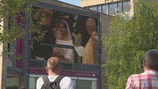 Region celebrates Royal Wedding