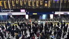 Journeys affected as major rail timetable change introduced