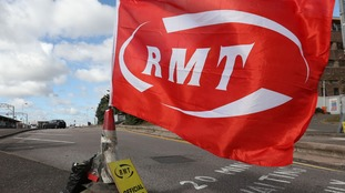 The RMT union has described the shake-up as a 'disgusting insult'.