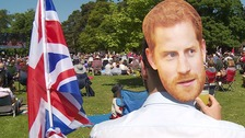 A right royal picnic: How the Anglia region marked the big day