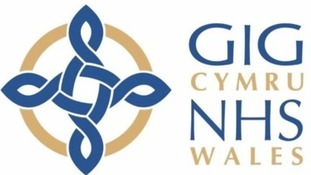 nhs wales logo