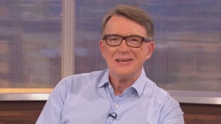 Lord Mandelson considers tying the knot after Royal Wedding inspiration