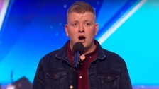 Opera singer from Anglesey gets golden buzzer on BGT