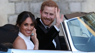 Royal newlyweds Harry and Meghan could make Irish trip