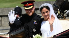 The Royal Wedding as it happened