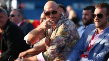 Tyson Fury will launch comeback against Albania's Sefer Seferi