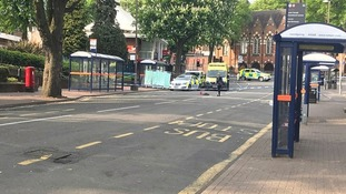 Ozell Pemberton died after being stabbed on Lower Parade in Sutton Coldfield.