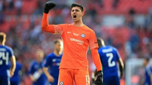 Courtois sure that Chelsea need to spend big to compete next season