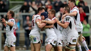 Ulster beat Ospreys to secure European Champions Cup spot