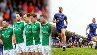 Fermanagh will meet Monaghan in the semi-finals of the Ulster Senior Football Championships