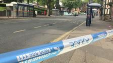 Police activity in Sutton Coldfield where a 16-year-old was found with stab wounds and later died.