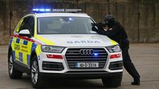 Garda training exercise