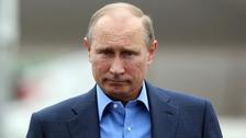 UK 'turning a blind eye' to Putin's 'dirty money' MPs warn