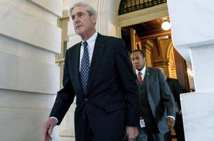 Robert Mueller, the special counsel probing Russian interference in the 2016 election