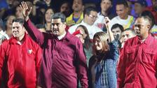 Maduro declared winner in disputed Venezuela election