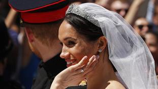 'Proud to be a woman and feminist': Royal website unveils new Meghan Markle biography
