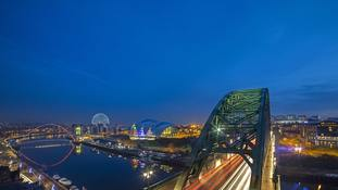 Whey Aye, man! Europe's biggest wheel proposed for Newcastle