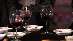In LA, you can attend bug tastings, paired with a wine to compliment the flavour...