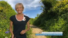 Wales weather: Plenty more sunshine!