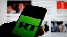 Ofcom assessing 11 cases against Russia-backed channel RT
