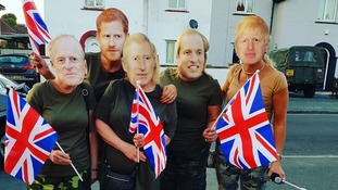 Harry Stag Do