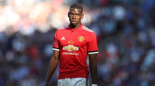 Manchester United star Paul Pogba has refused to commit his long-term future to the club