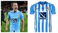 Coventry City 'run out of shirts' for League Two play-off final