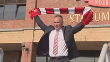 "SAFC's new owner Stewart Donald says ""The football club is for the fans"""