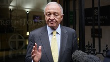 Livingstone quits Labour after alleged anti-Semitism