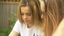 One year on: Teenager relives terror of Manchester bombing