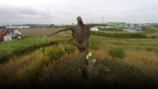 Willow Man under threat