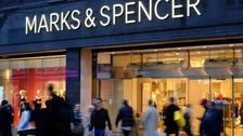 M&S hints at more closures as retail giant moves to digital